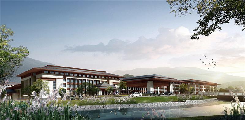 度假酒店设计应该如何考虑自然环境因素