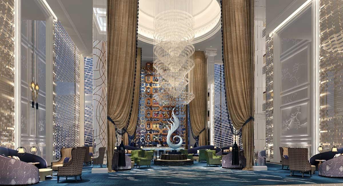 星级酒店设计中如何考虑淡季经营?