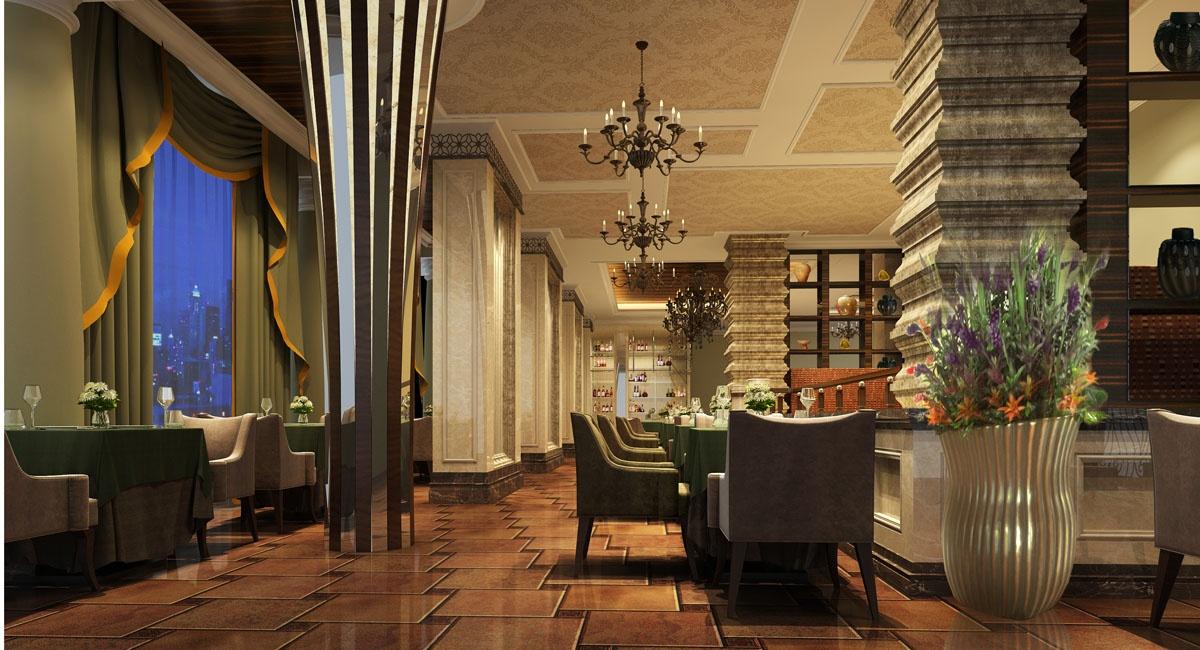 现代星级酒店设计中的创新设计理念