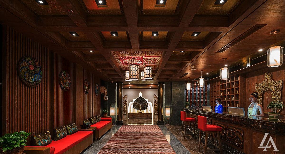 精品酒店设计多元化打造